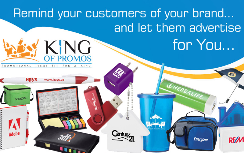 Launch of King of Promos.ca