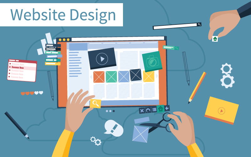 Let us put your site together